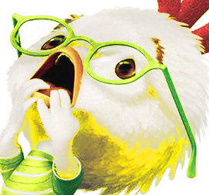 Chicken Little Yellow