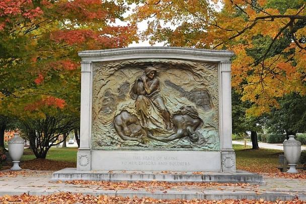 John Paul Jones Park WW1 Memorial