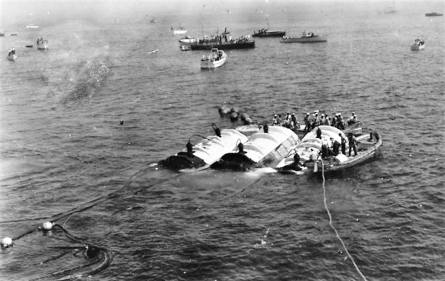 USS Squalus, Salvage Operations, 1939 - 2