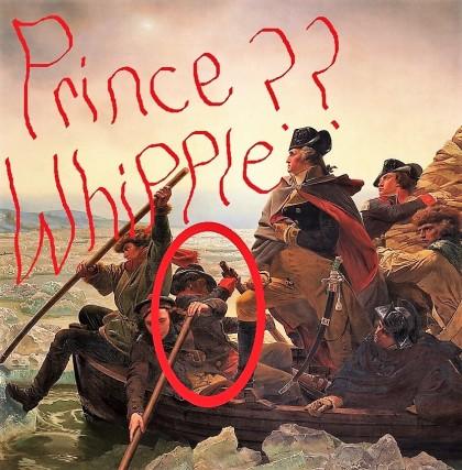 Washington Delaware Prince Whipple 2