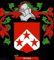 Kerr Coat of Arms