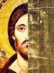 Jesus Face and Shroud