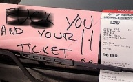 Parking Ticket 2