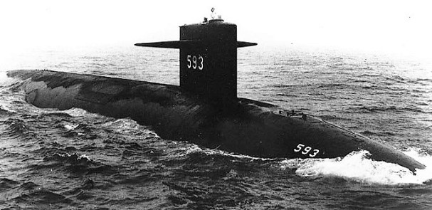 USS Thresher