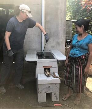 Guatemala stove