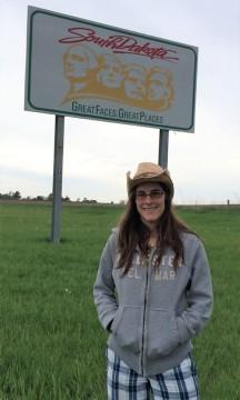 State Sign - South Dakota