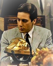 Godfather Golden Phone
