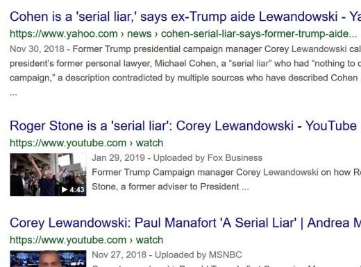 Lewandowski Liar