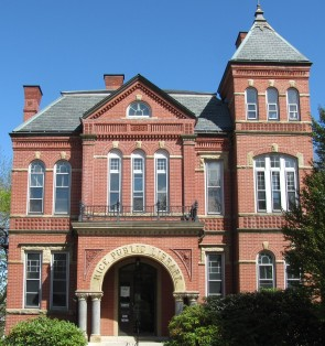 Rice Library Kittery