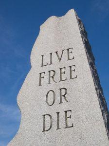 NH Live Free or Die