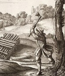 Woodcutter and Axe