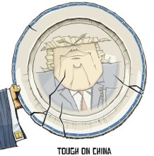 Trump Tough on China